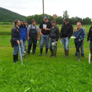Überbetriebliche Ausbildung im Beruf Landwirt/Landwirtin am Eichhof