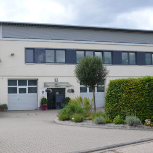 Betriebsgebäude Geisenheim, Eibinger Weg 2a