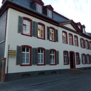Prinzenhaus, Landgestüt Dillenburg