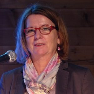 Staatsministerin Priska Hinz (HMUKLV)