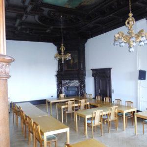 Treppensaal Schloss Rauischholzhausen