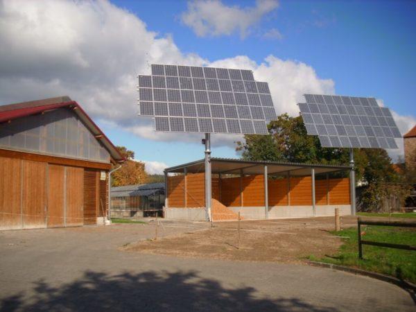 Solaranlage Eichhof