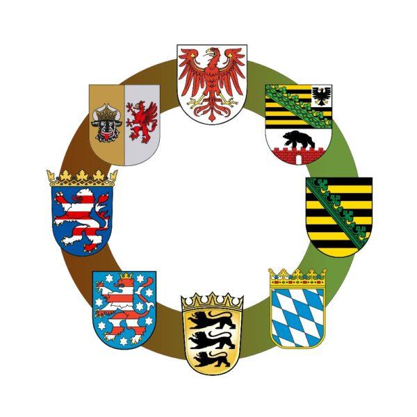 Wappenkranz der AG der Landesanstalten und Landesämter für Landwirtschaft