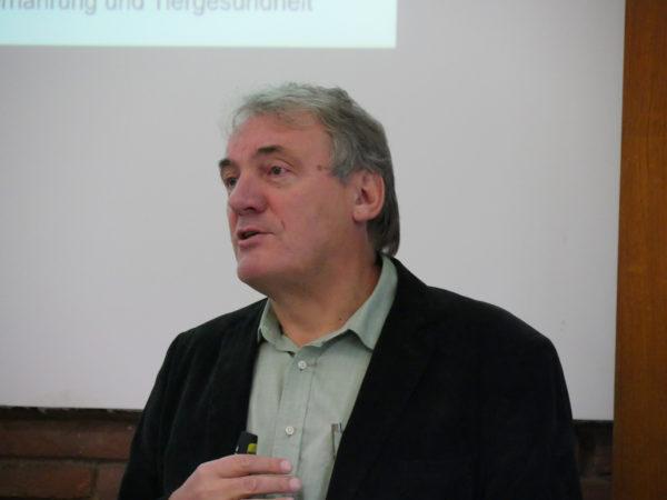 Hochschultag Alsfeld 2017 - Dr. Albert Sundrum, Universität Kassel