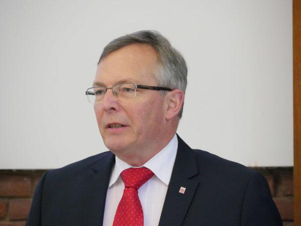 Hochschultag Alsfeld 2017 - LLH-Direktor Sandhäger