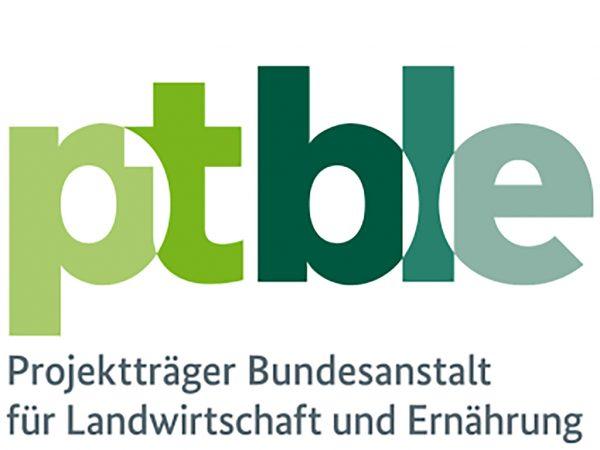 Logo Projektträger Bundesanstalt für Landwirtschaft und Ernährung (ptble)