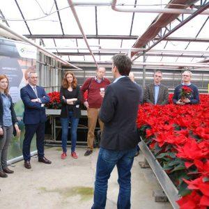 Prof. Dr. Heiko Mibus-Schoppe erläutert das Projekt HessenStern