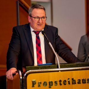 Martin Grenzebach (Schulleiter der Fachschule für Wirtschaft der Fachrichtung Agrarwirtschaft) (Quelle: Martin Engel)