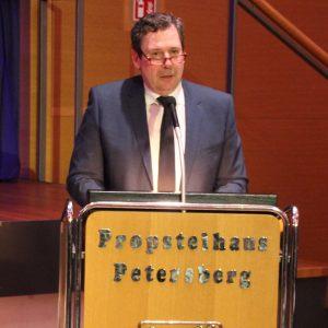 Matthias Bug (Vorsitzender Kreisbauernverband Fulda-Hünfeld)