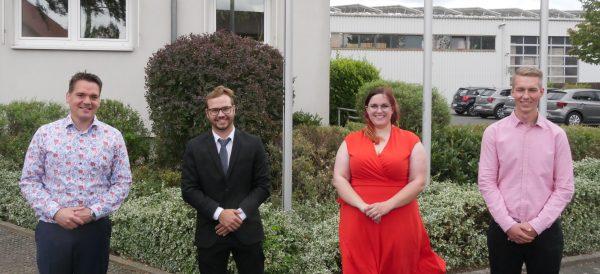 Jahrgangsbeste der Fachschule Griesheim