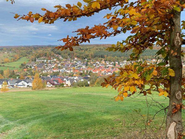 Nordhessen im Herbst