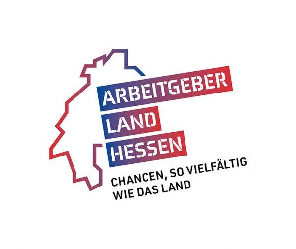 Logo: Dachmarke Arbeitgeber Land Hessen