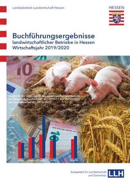 Deckblatt Broschüre BFE 2019/20